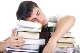 พักสายตาจากการอ่านหนังสือ
