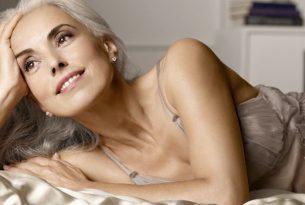 """เคล็บลับความสวยของสาวใหญ่วัย 60 ปี  """"Yasmina Rossi"""""""