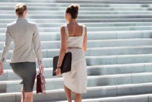 ออกกำลังกายลดน้ำหนักขาเรียวด้วยการเดิน ขึ้น-ลงบันได