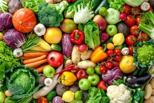 คุณประโยชน์หลากหลาย ผัก ผลไม้ 5 สี