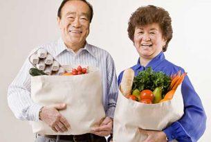 อาหารที่เหมาะกับการรับประทานอาหาร ของผู้สูงอายุ