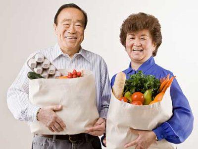 อาหารที่เหมาะกับผู้สูงอายุ