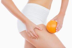 สูตรขจัดเซลลูไลท์ ลดผิวเปลือกส้ม