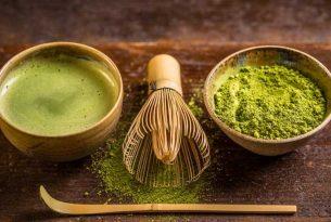 มหัศจรรย์ชาเขียว