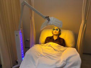 Phototherapy ลดอาการบวมหลังผ่าตัด