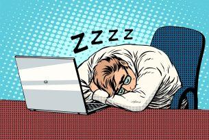 """""""นอนดึกบ่อย"""" อาจเสี่ยงเป็น 5 โรคร้าย"""