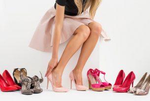 อันตรายจากรองเท้าส้นสูงที่ผู้หญิงต้องรู้!!
