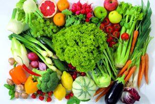 ผัก ผลไม้ช่วยย่อย แก้อาการท้องอืด