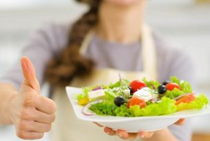 อาหารอิ่มท้อง ไม่ต้องกลัวอ้วน สำหรับคนรักสุขภาพ