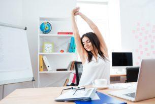 วิธีเติมพลังให้ร่างกายสดชื่นในยามบ่าย